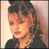 Madonna promo picture for Desperately Seeking Susan