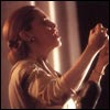 Madonna performs Don't Cry For Me Argentina as Eva Peron in the movie Evita