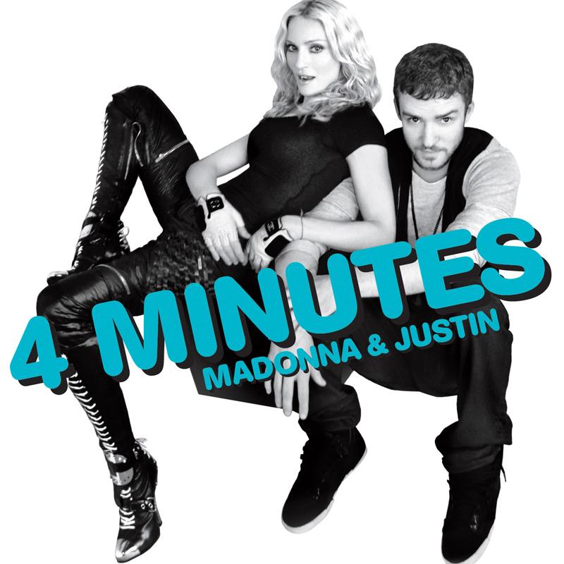 Madonna feat justin timberlake 4 minutes lyrics