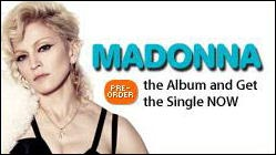 Pre-order Hard Candy with bonus track!