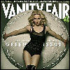 Madonna on the cover of May issue of Vanity Fair