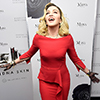 Madonna launches MDNA SKIN in the US with a Meet & Greet at Barneys