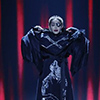 Madonna performs 'Like A Prayer' at the 2019 Eurovision Song Contest in Tel Aviv