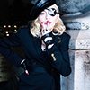 Madonna photographed by Ricardo Gomes