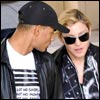 Madonna and Brahim in Nice