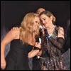 Amy and Madonna previously shared the stage on the Rebel Heart Tour in NYC