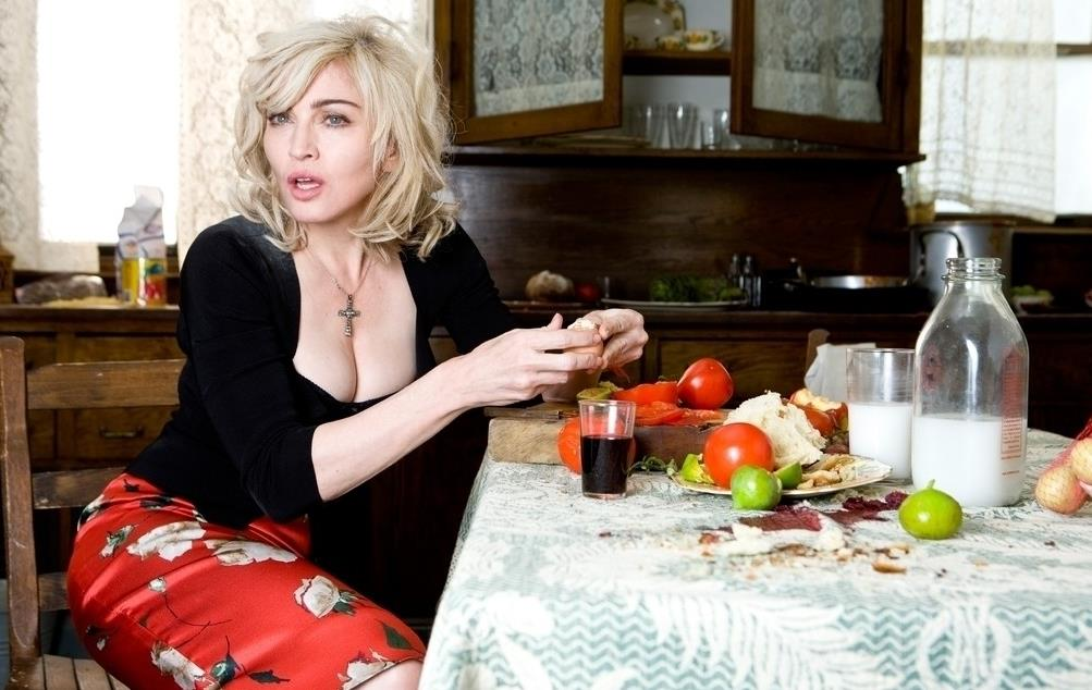 Madonna for Dolce & Gabbana