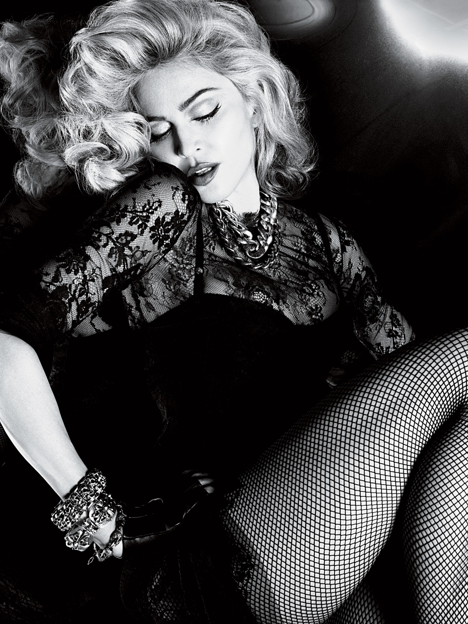 Madonna Shares Censored Naked Photosee The Nsfw Pic