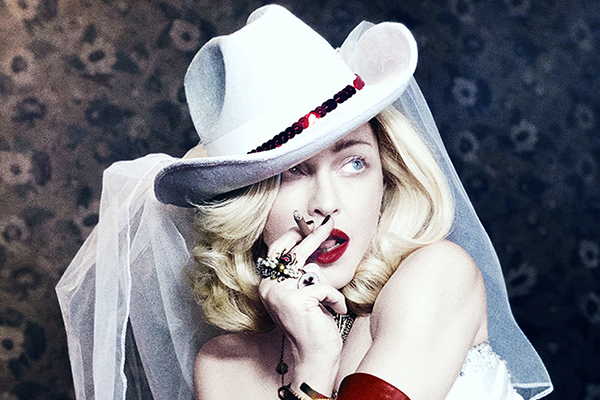 Bold, bizarre, self-referential and unlike anything Madonna has ever done before, 'Madame X' finds the star with a glint in her eye (the one without an eyepatch, that is)