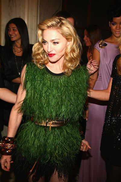 Nov 2008 Madonna News Updates Mad Eyes