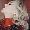Madonna in an advertising video by Steven Klein for the MDNA Skin rose mist