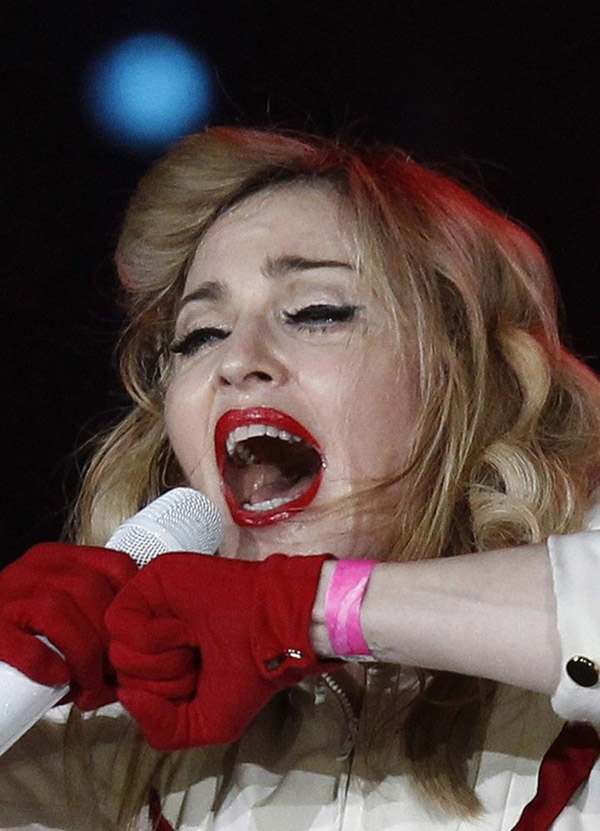 MDNA Tour - St.Petersburg